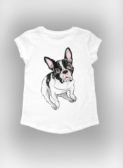 French Bulldog T- shirt